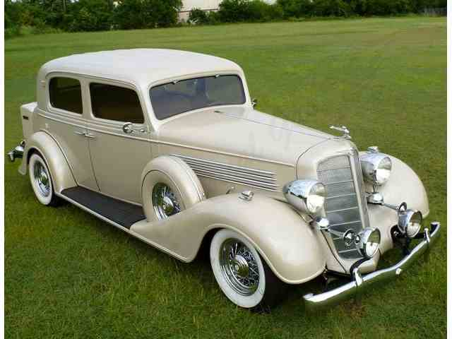 Picture of '34 Buick Series 60 - $84,000.00 Offered by  - NHVP