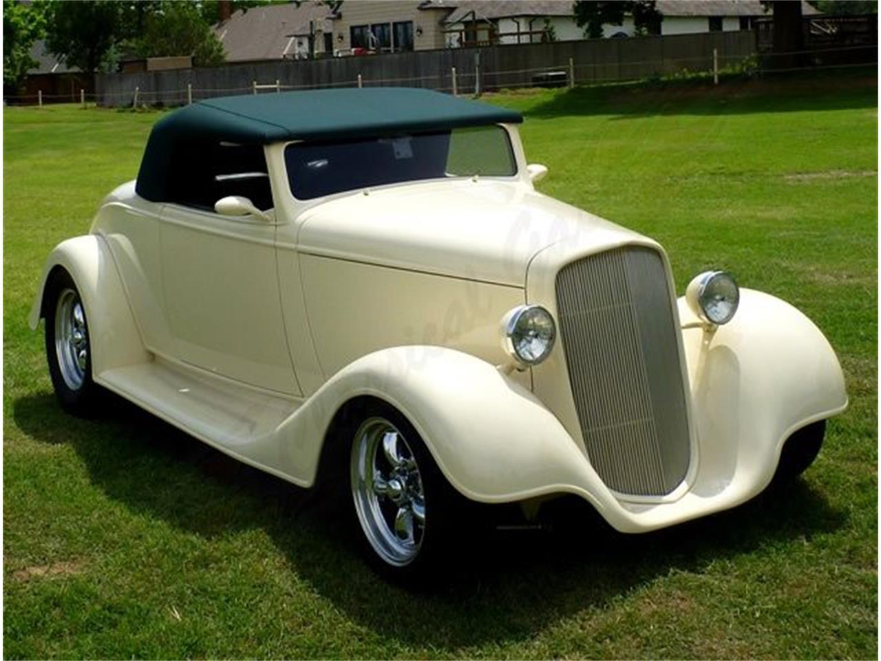 Large Picture of '34 Antique - NHVR