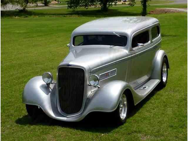 Picture of '34 Sedan - NHVU