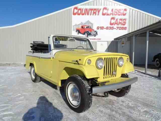Picture of Classic 1967 Jeepster located in Illinois - $14,350.00 Offered by  - NHVW