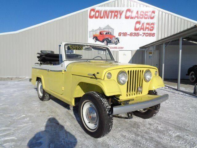 Picture of '67 Jeepster - NHVW