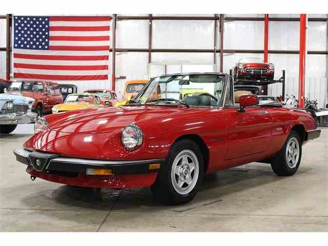 Picture of '86 Spider located in Michigan - $15,900.00 - NHW4