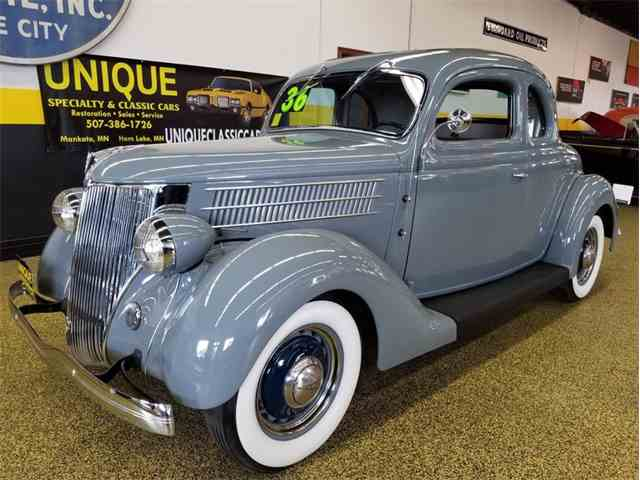 Picture of '36 Coupe - NHW5