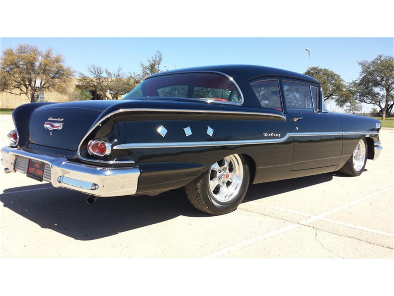Large Picture of '58 Del Ray Street Rod - NDJ8
