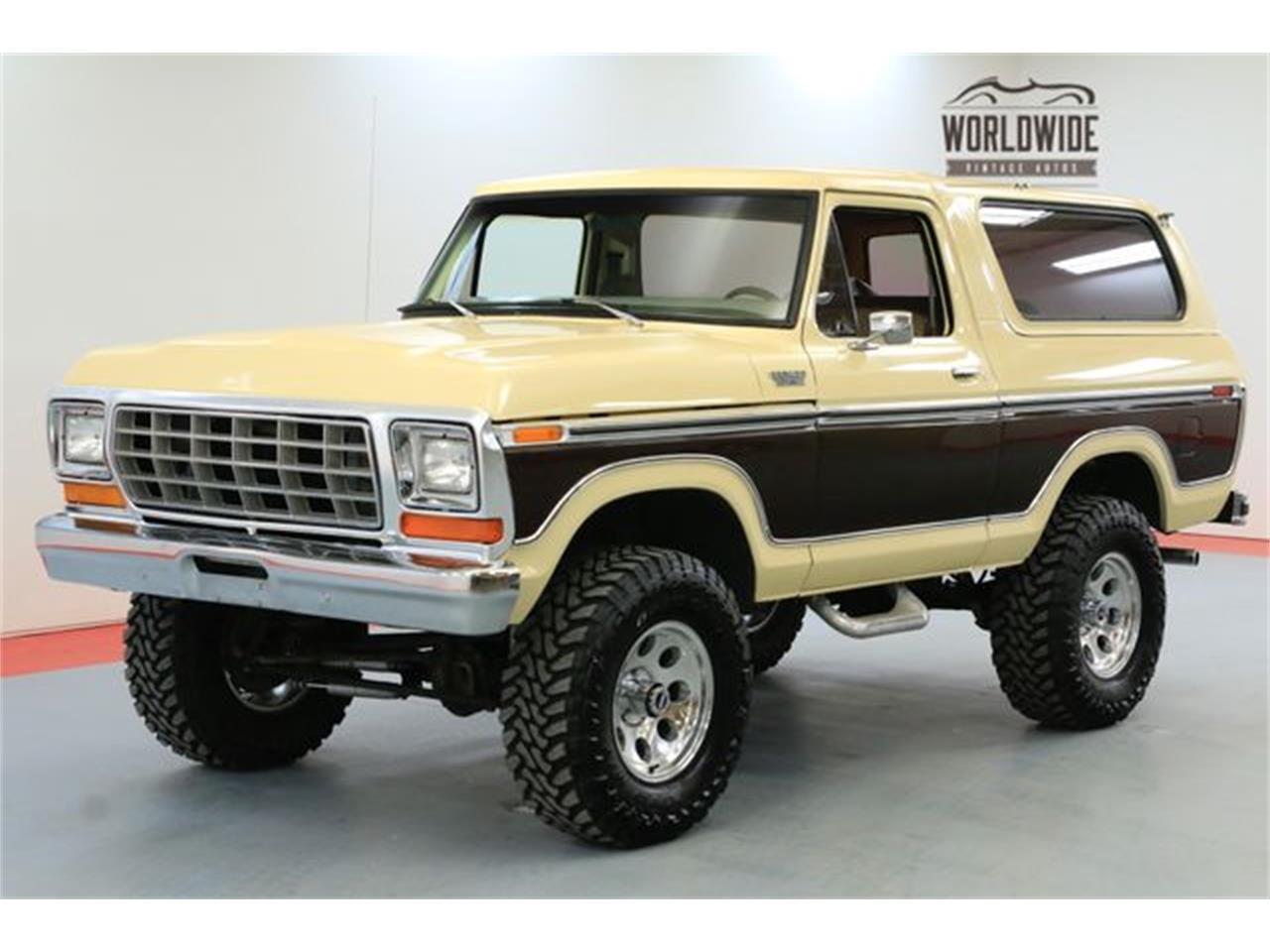 1979 Ford Bronco For Sale Classiccars Com Cc 1096285