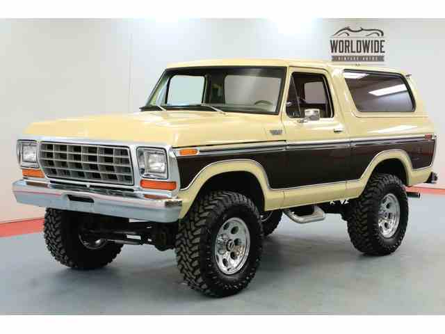Picture of '79 Bronco - NHWD