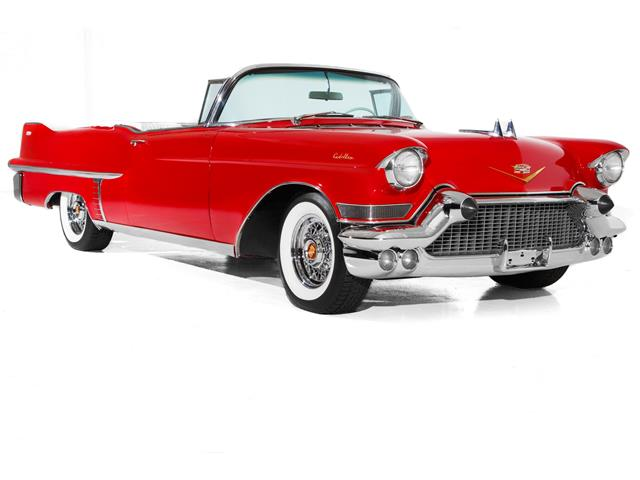 1957 Cadillac Series 62
