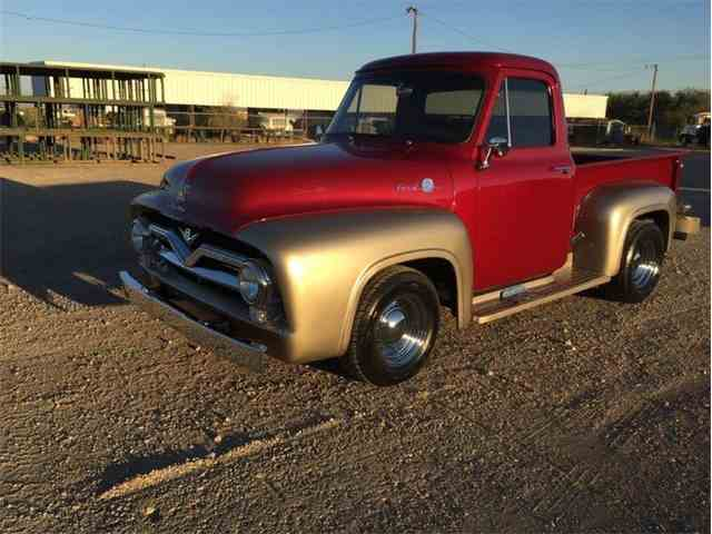 Picture of '54 F100 - NDJ9