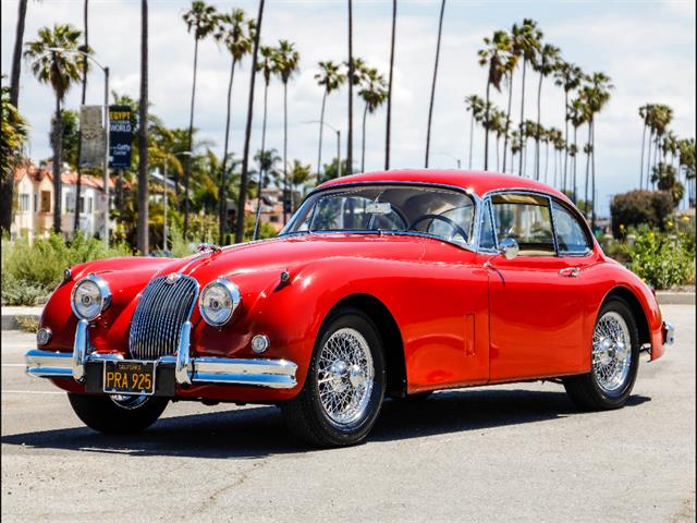 Picture of Classic 1961 Jaguar XK150 located in Marina Del Rey California Offered by  - NHWI