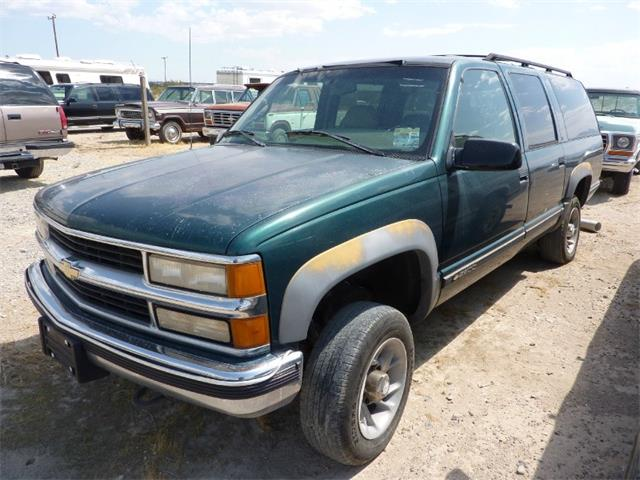 Picture of 1996 Chevrolet Suburban located in Nevada - NHWP