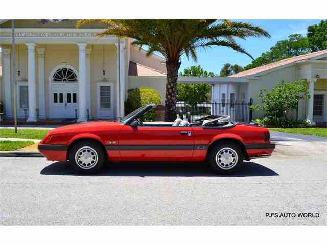 Picture of '86 Mustang - NHWY