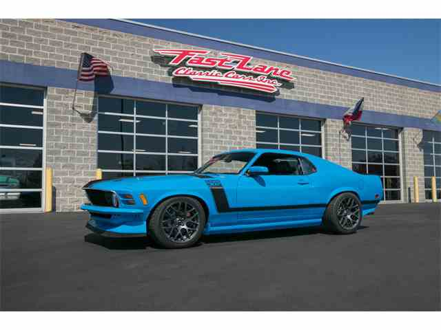 Picture of Classic 1970 Ford Mustang located in Missouri - $129,995.00 Offered by  - NHWZ
