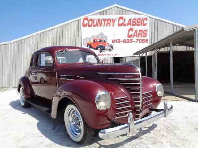 Picture of '39 Business Coupe - NHX6