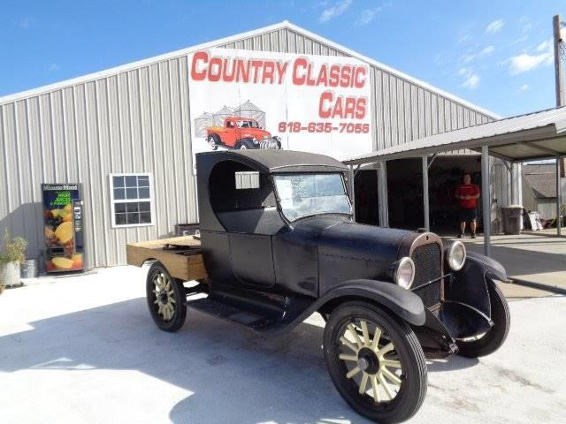 Picture of Classic 1923 Sedan located in Staunton Illinois - NHXS