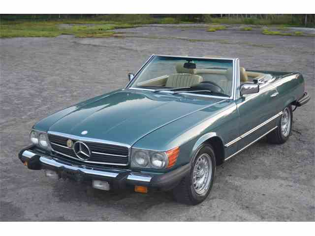 Picture of '84 SL380 - NHXY
