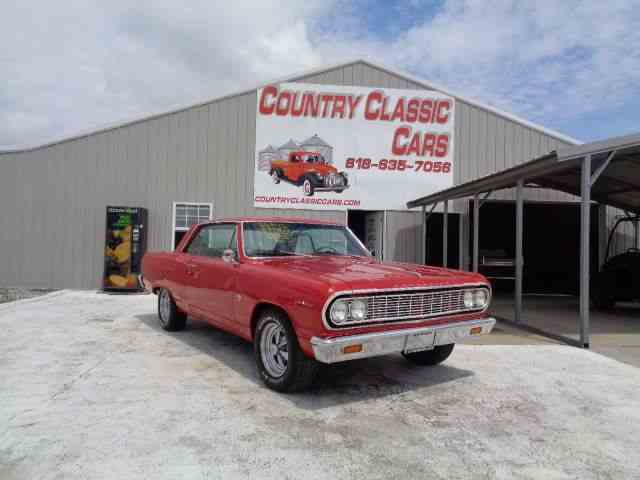 Picture of Classic '64 Chevelle located in Illinois Offered by  - NHY1