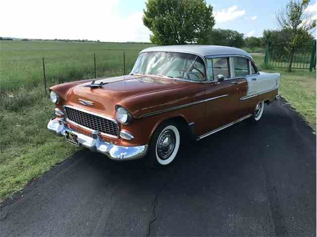 Picture of 1955 Chevrolet Bel Air located in Texas - $26,500.00 - NHY4