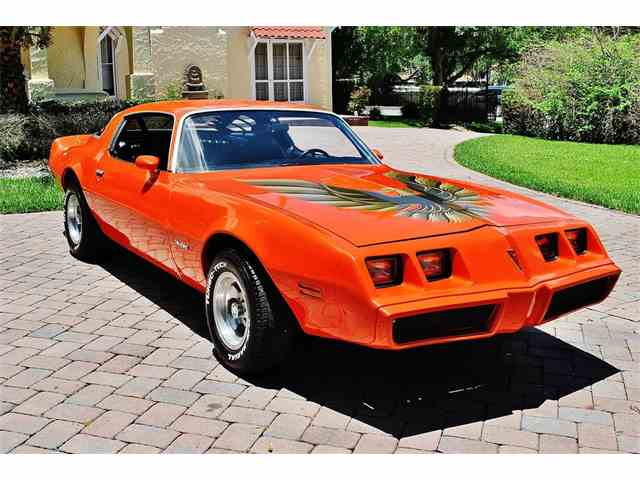 Picture of 1980 Pontiac Firebird - NHYC