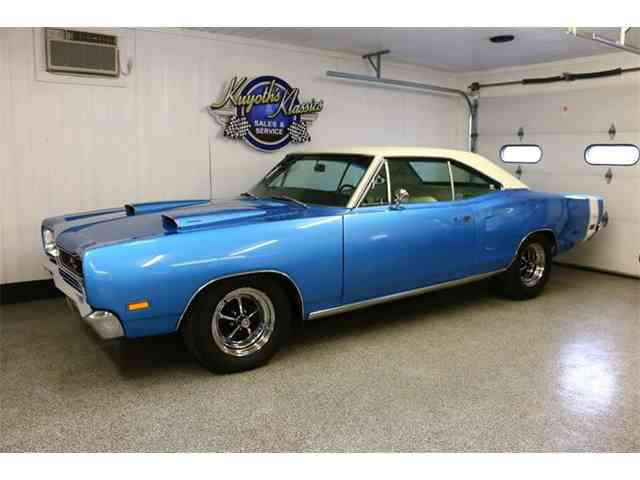 Picture of 1969 Coronet - NHYH