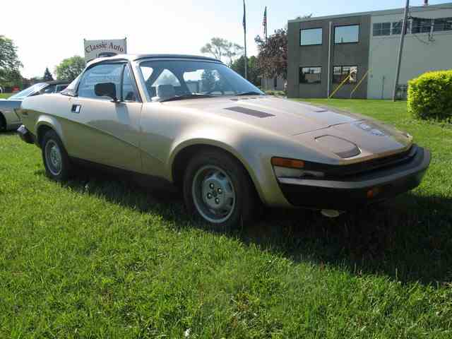Picture of 1980 TR7 located in Michigan - $6,950.00 Offered by  - NHYK