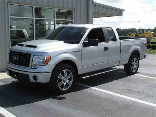 Picture of '14 F150 - NHYV