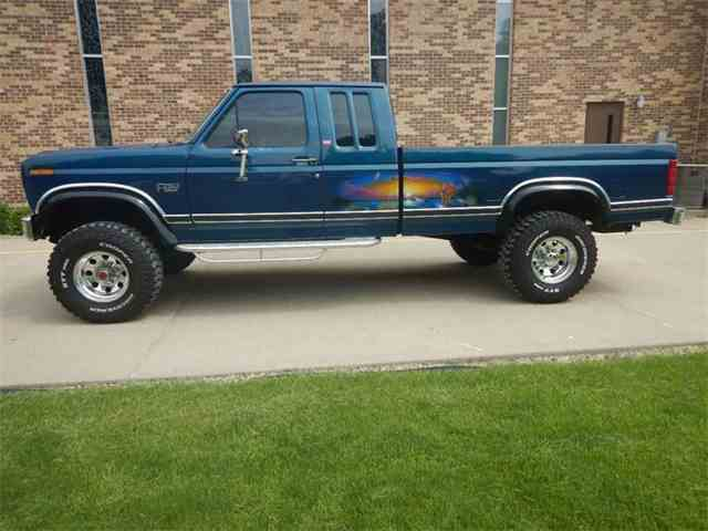 Picture of '86 Ford F250 located in Clarence Iowa - $15,995.00 Offered by  - NHYW