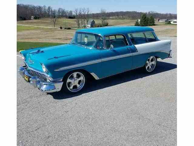 Picture of '56 Nomad - NHZ9