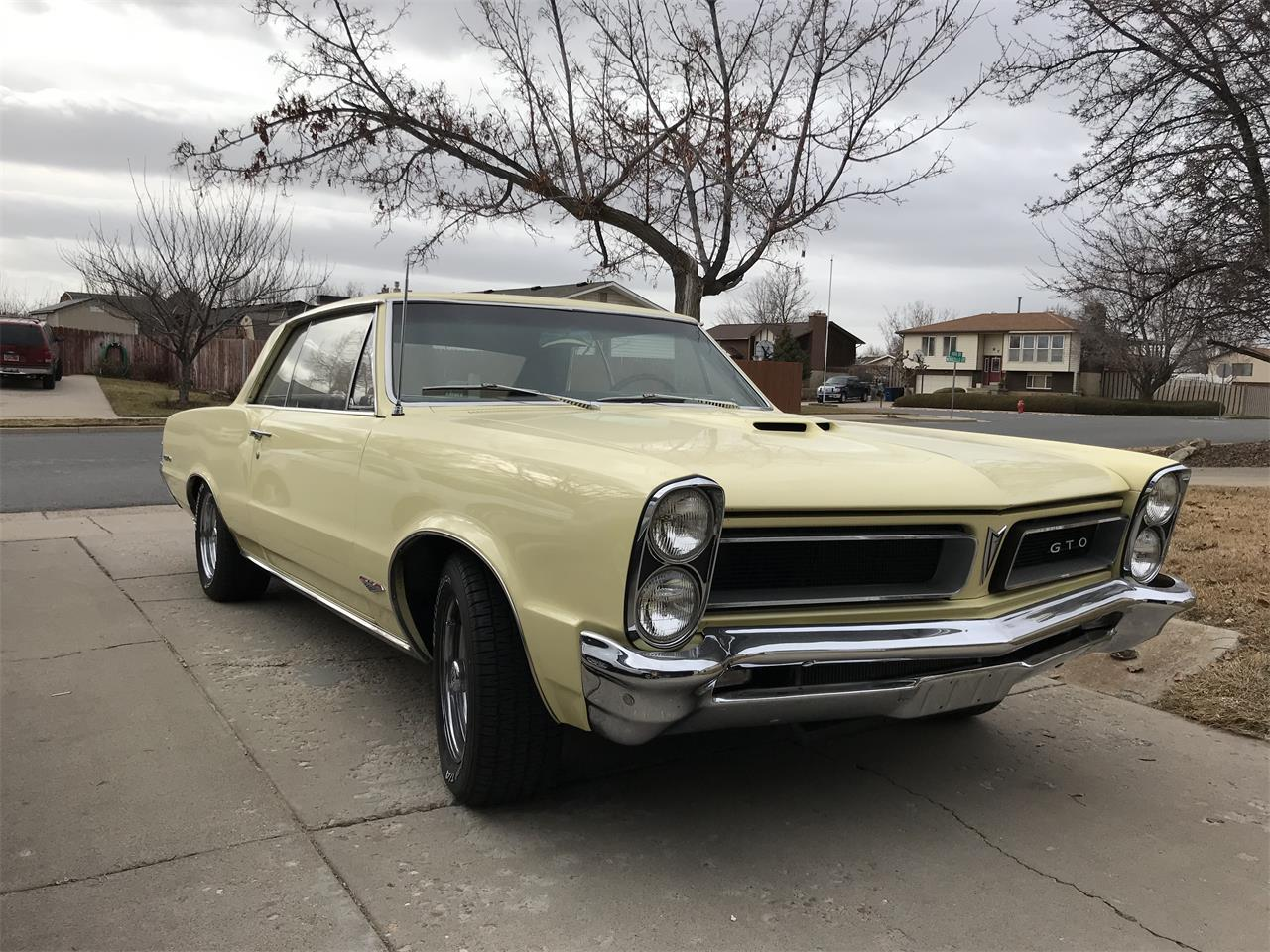 Large Picture of Classic 1965 GTO located in Kaysville Utah - ND3K