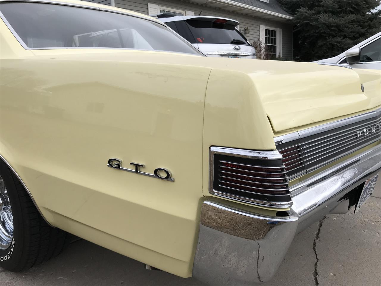 Large Picture of Classic 1965 GTO Offered by a Private Seller - ND3K