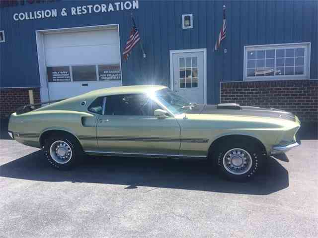 Picture of '69 Mustang - NHZW
