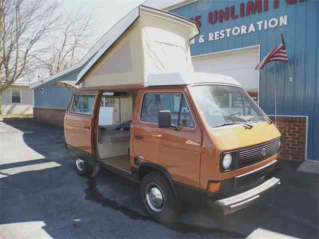 Picture of '83 Vanagon Wetfalia - NHZX