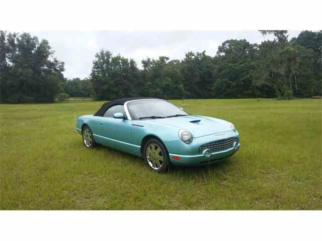 Picture of 2002 Ford Thunderbird located in Carlisle Pennsylvania - NHZY