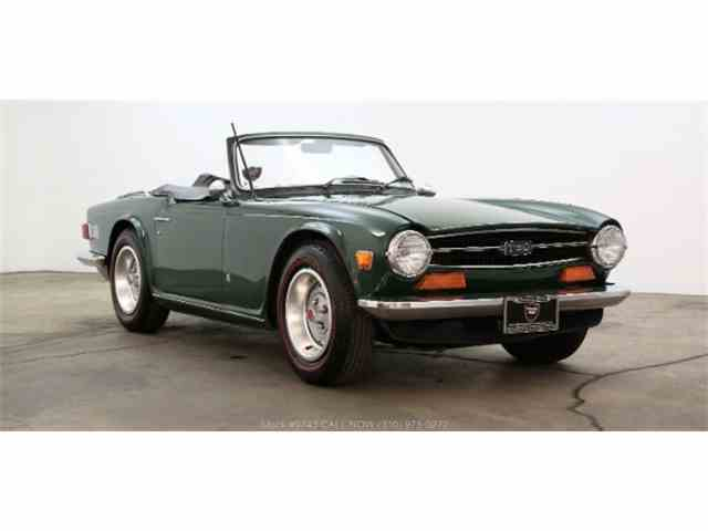 Picture of 1973 Triumph TR6 - $18,750.00 Offered by  - NI07