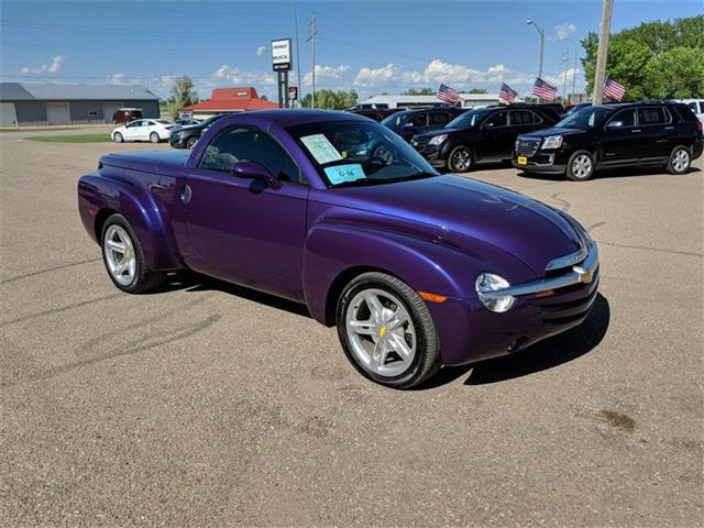 Picture of 2004 Chevrolet SSR Offered by  - NI0I