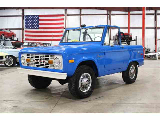 Picture of 1975 Ford Bronco located in Kentwood Michigan - $39,900.00 Offered by  - NI0J