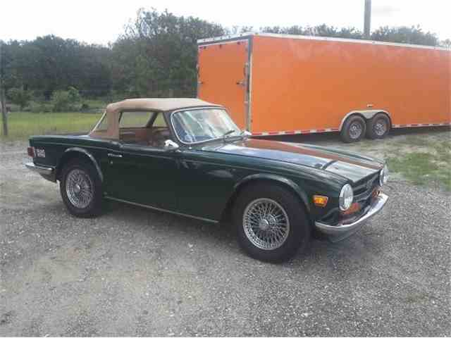 Picture of Classic 1972 Triumph TR6 Offered by a Private Seller - NI0Y