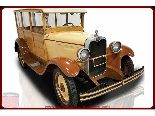 Picture of '28 Woody Wagon - NI16