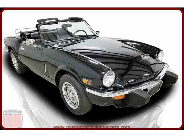 Picture of '76 Triumph Spitfire located in Indiana - $10,900.00 Offered by  - NI1K