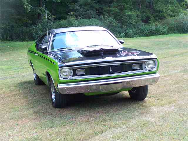 Picture of Classic 1970 Duster located in Pennsylvania - NI1O