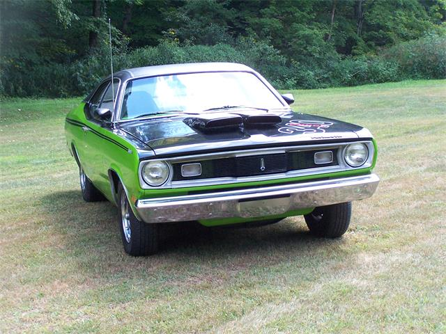 Picture of '70 Duster - NI1O