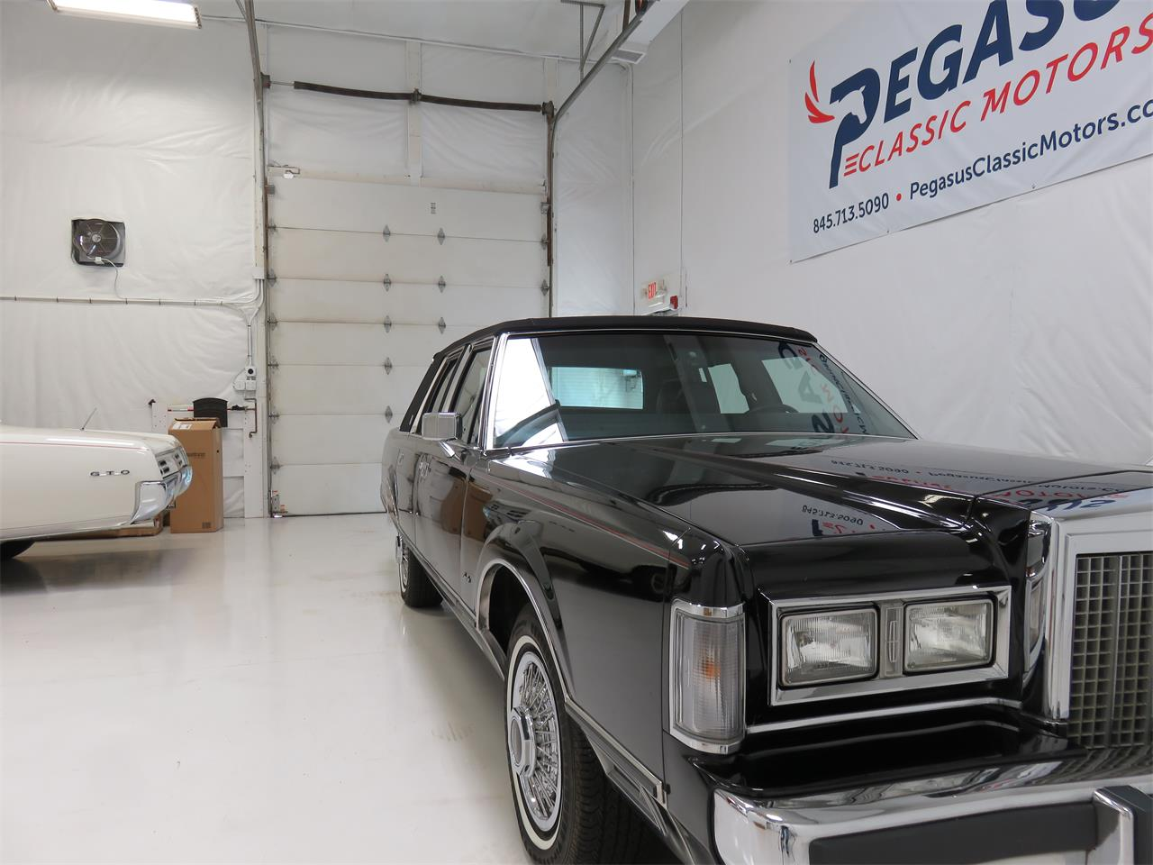 1986 Lincoln Town Car For Sale Classiccars Com Cc 1096489