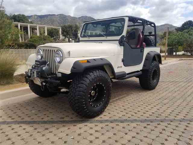 Picture of '80 Jeep CJ7 located in California - NI24