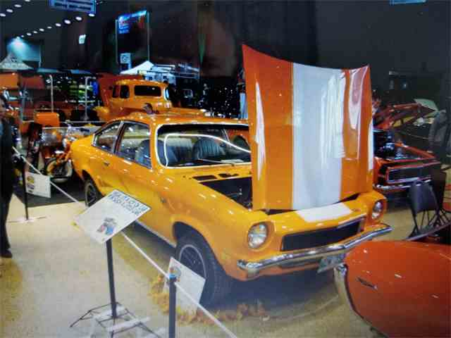 Picture of '73 Chevrolet Vega located in Winnipeg Manitoba - $17,000.00 - NI2A