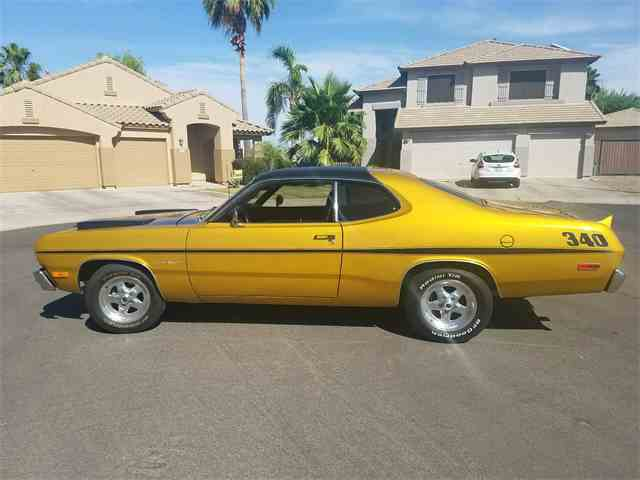 Picture of '73 Duster - NI2B