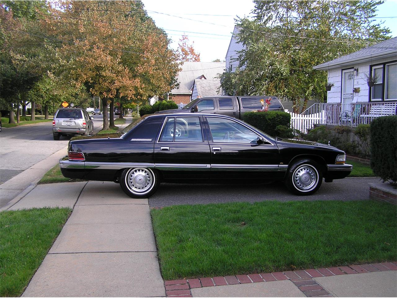 1996 buick roadmaster for sale cc 1096506. Black Bedroom Furniture Sets. Home Design Ideas
