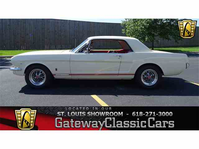 Picture of '66 Mustang - NI2Q