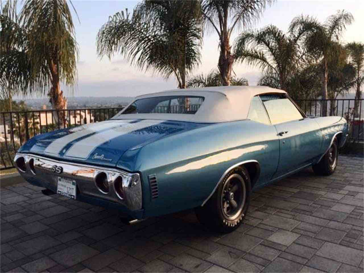 Large Picture of '72 Chevelle SS - NDJX