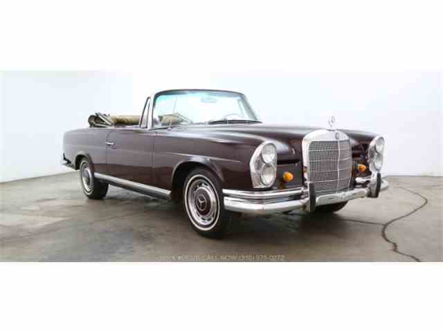 Picture of Classic 1967 Mercedes-Benz 250SE located in California Offered by  - NI38