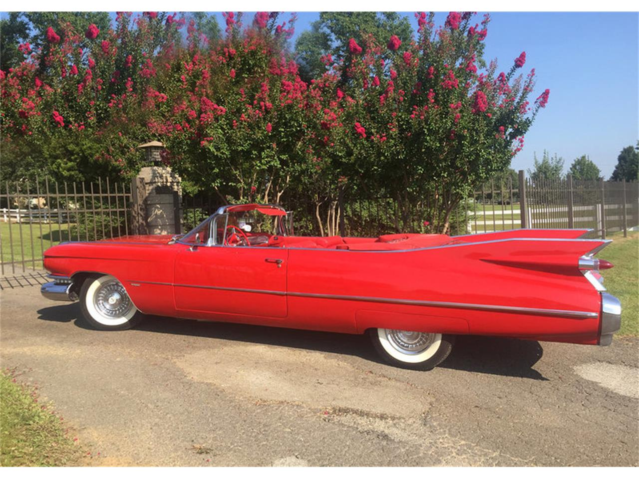 1959 Cadillac Convertible For Sale Classiccars Com Cc 1096541
