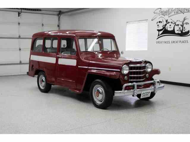 Picture of '53 Utility Wagon - NI3O